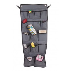 Vertical pockets Tidy