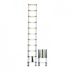 Escalera Aluminio Telescopica 3.2m