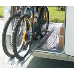 Carry-Bike Garage Slide PRO Bike