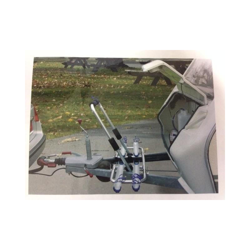 Velos Pour Caravane Midland - Porte vélo caravane sur flèche