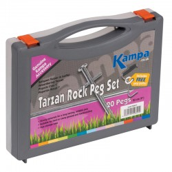 Piquetas Tarzan Rock Peg Pack