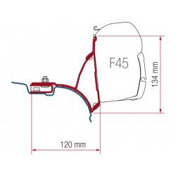 Adaptador Fiamma F45 VW T5 y T6
