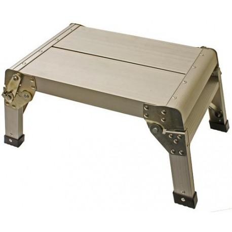 Aluminium Foldable Step