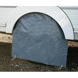 Motorhome Wheel Cover