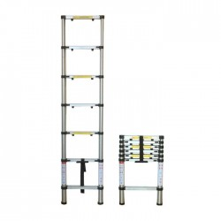 Aluminum Telescopic Ladder 2m