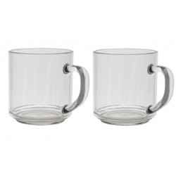 Set 2 mugs 330ml