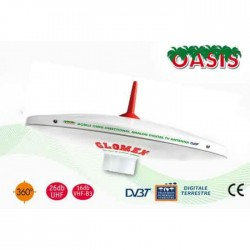 Antenne omnidirectionnelle GLOMEX Oasis 2