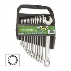Kit 14 combination wrenches