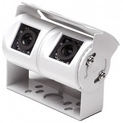 Double caméra surface de connecteur à 4 pins