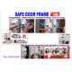 Fiamma Safe Door Magnum Frame