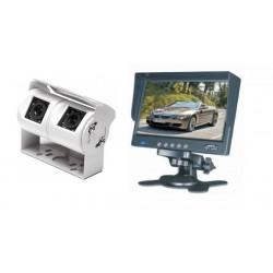 """Caméra de Recul double IMARA Vision 7"""""""