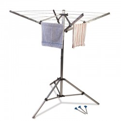 Rotary 4 Arm Washing Line