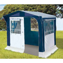 Kitchen Tent Leinwand model Armonia
