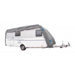 Caravan cover 6,61 to 6,70 M width 250 Grey