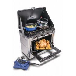 Horno de camping con Cocina Portátil Roast Master
