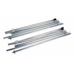 Rear Upright Pole Set