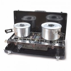 Afresco double Hob & Grill