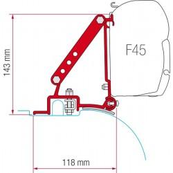 Adaptador Fiamma F45 Ducato/Jumper/Boxer H2
