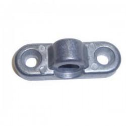 Support de fixation pour auvent en aluminium
