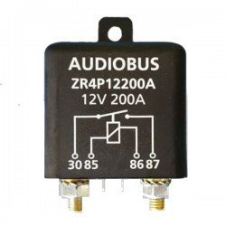 Battery Separator Relay 200A