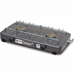 Camper Double Gas Hob