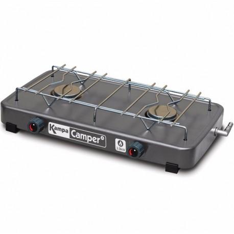 Camper Double Gas Hob KAMPA GA1101