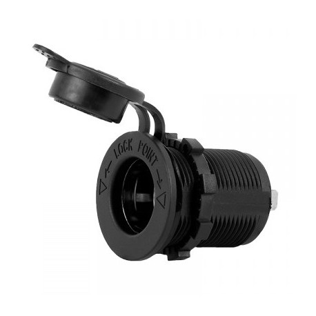 Lighter socket 12V / 24V