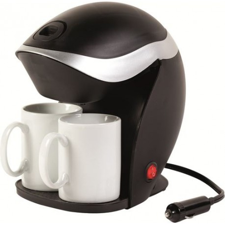2-Cup Vechline 12V Coffeemaker