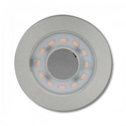 Projecteur de surface à 12 LED en aluminium