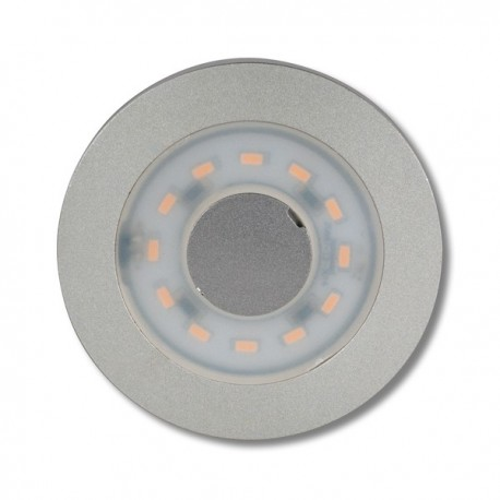 LG3003 Aluminium Surface Mounted 12 LED Spotlight