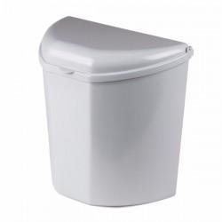 Cubo de Basura Grande con Fijaciones