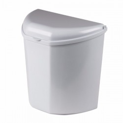 Dustie XL Bin With Brakets
