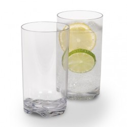 Polycarbonate tall Tumbler (set of 4)