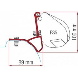 Adaptador toldo F35 para Trafic/Vivaro/NV300 desde 2015