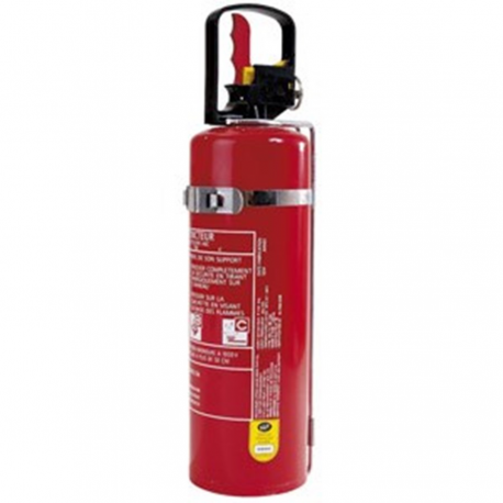 Fire extinguisher 2 kg camper caravan