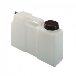 Réservoir d'eau sanitaire Camping-car extra plat 9L