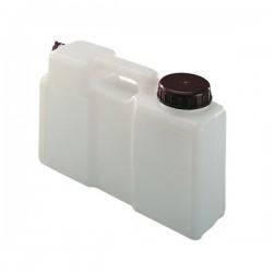 Sanitary water tank 9L Extra flat camper van