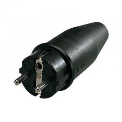 Schuko Male Plug