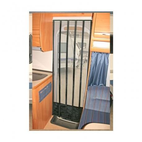 Mosquito net door caravan motorhome
