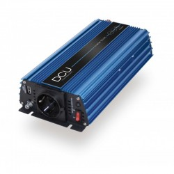 Convertisseur DCU 600W 12V Onde sinusoïdale pure