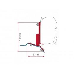Adaptador toldo F45 para Ford Custom