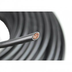 Battery Cable 10mm2 Black