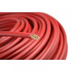 Cable de Batería 10mm2 Rojo