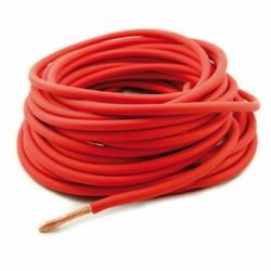 Cable Rojo 2,5 mm2 instalacion interior