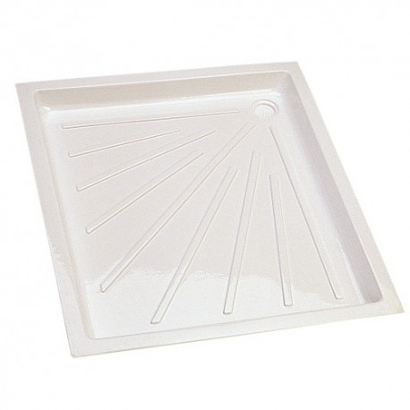 Shower tray 665 x 665 Thermoform