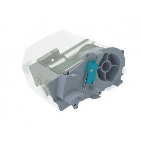 F80S Polar White 12V Motor Kit