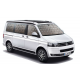 Complete set of insulating curtains VWT5/T6 HTD