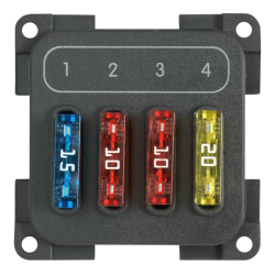 4-way CBE Fuse Holder Module