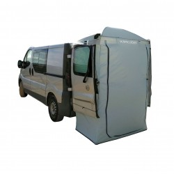 Back Awning for Trafic, Vivaro, Primastar, Talento and NV300 MULTICABIN M2