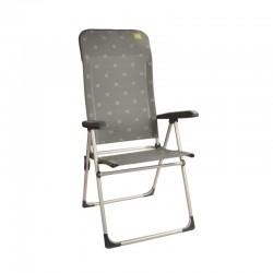 Primo high back chair Moka